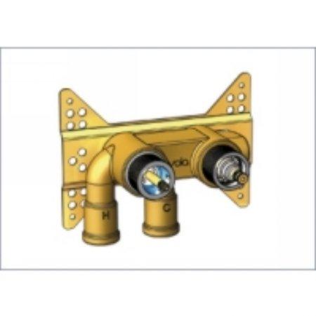 Vola Tub Shower 5200V 1X 99 Vola