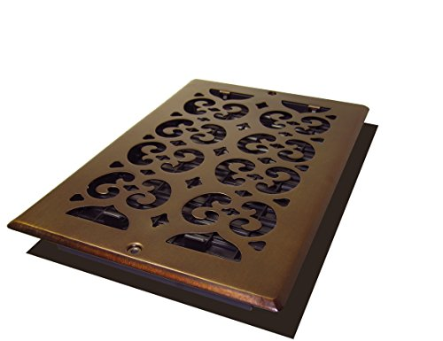 ceiling register bronze - 3