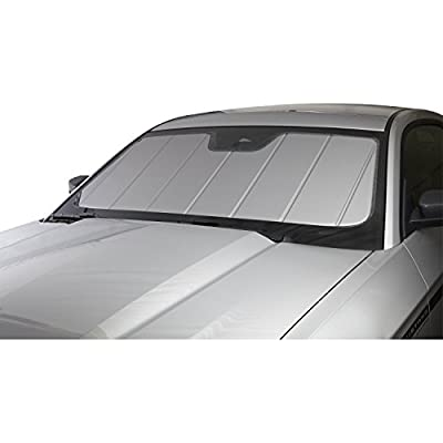 Covercraft UV11207SV Silver UVS 100 Custom Fit Sunscreen for Select Chrysler 300 Models - Laminate Material, 1 Pack