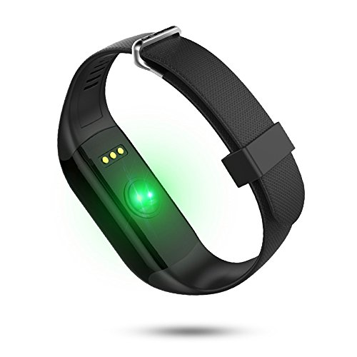 Fitness Tracker With Heart Rate Monitor Zomtop H3