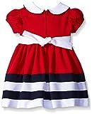 Bonnie Baby Baby Peter Pan Collar Nautical Dress