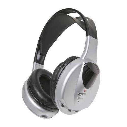 Califone HIR-HP1 Computer Listening Center Wireless Infrared Stereo/Mono Headphones