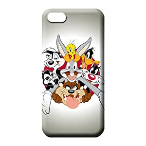 iphone 5 5s phone carrying covers Snap High New Snap-on case cover looney tunes characters