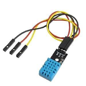 uxcell Sensitivity Control Temperature Humidity Sensor 20-90%RH