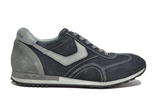 Nero Giardini Sneakers scarpe uomo blu 4470 A604470U