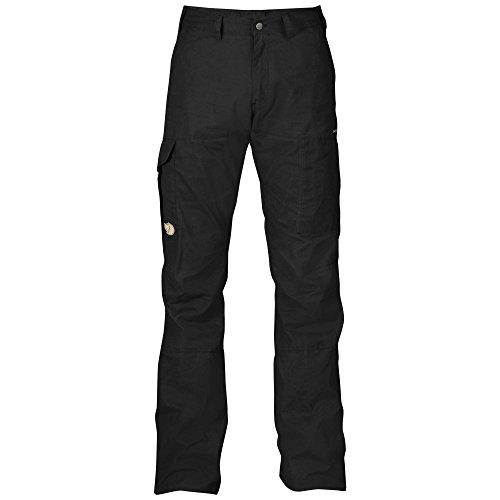 Fjallraven - Men's Karl Trousers, Black, 54 (Raven Four Trousers)