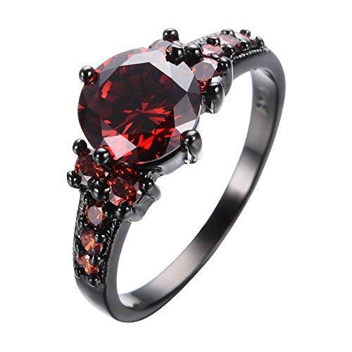 Red Stone Ring: Amazon.com