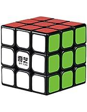 QIYI Cubo Mágico 3x3x3   Cubo Mágico de Última Generación   Alta Velocidad de Rotación   Superficie Lisa   Material Resistente y no Tóxico para niños y Adultos