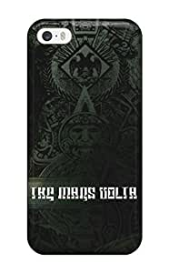 Fashion WJFCMwd10892uEAOT Case Cover For Iphone 5/5s(the Mars Volta)