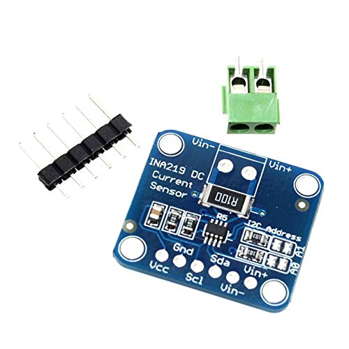 Dark Blue INA219 I2C Bi-directional DC Current Power Supply Sensor Breakout Module