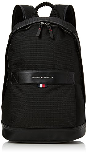 Hilfiger Tommy Hilfiger Black Tailored Backpack Men's Tailored Backpack Black Backpack Men's Tommy Backpack Tommy Tommy Xt8wdX