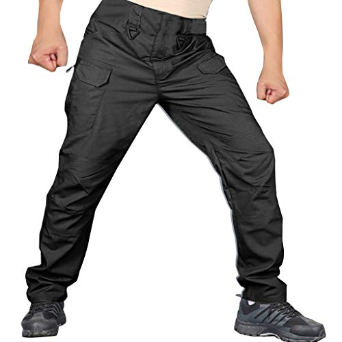 Allywit Men's Tactical Pants Lightweight Outdoor