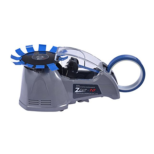NSA Automatic Tape Dispenser ZCUT-10 Automatic Feeding and Cutting With Motion Sensor - Day Fedex One Delivery
