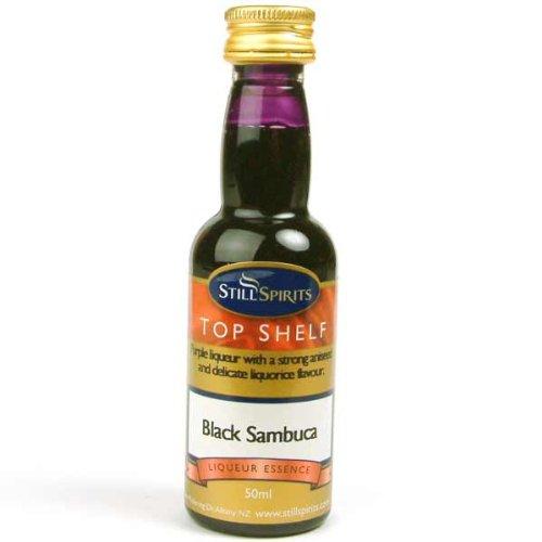 Still Spirits - Top Shelf Black Sambuca