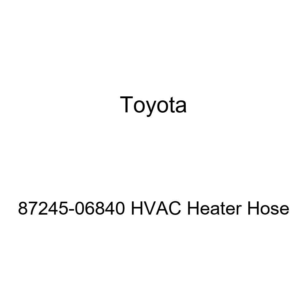 Toyota 87245-06840 HVAC Heater Hose