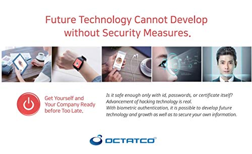 Octatc EzIris OID-P1A [Black] World First Mobile iris Scanner Simple, Comfortable, Secure ! FIDO Standard Applicable Android Support by Octatco (Image #3)