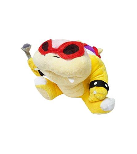 Mario Bro: 7-inch Bowser Kid Koopaling Plush - - Super Mario Sunglasses