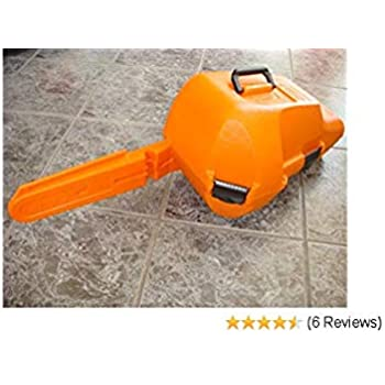 Large Chainsaw Holder 55cc Plus Storage Carry Case Tray Ideal For Transporting
