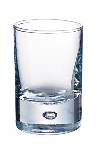 Durobor 347/05 Disco Amuse-Bouche/Likörglas 50ml, 6 Gläser, ohne Füllstrich