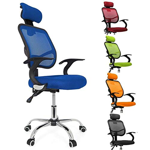 Bürodrehstuhl mit Armlehnen Drehstuhl Bürostuhl Schreibtischstuhl Büro Sitzmöbel