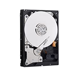 WD Blue 1TB Mobile Hard Disk Drive - 5400 RPM SATA 6 Gb/s 9.5 MM 2.5 Inch - WD10JPVX 23 Big capacity for portable computing.