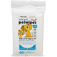 Petkin Eco Lingettes pour animal domestique