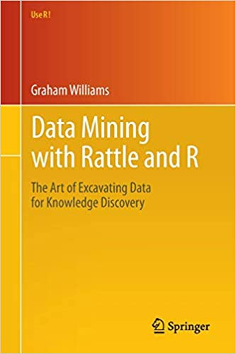Amazon com: Data Mining with Rattle and R: The Art of