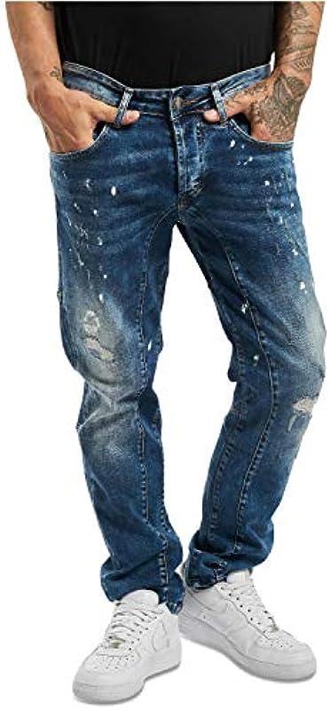 Yakuza Yayo Straight Jeans męski: Odzież