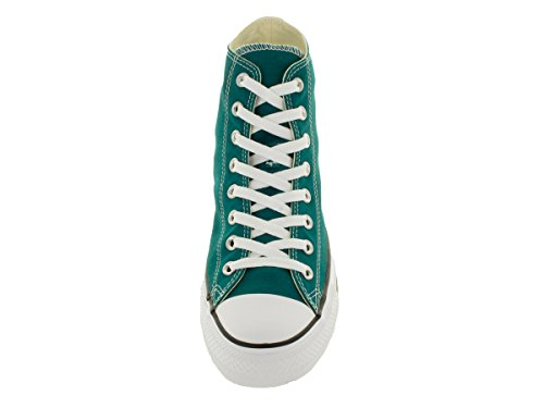 Unisex and Taylor Color and Casual Teal Canvas Top White Durable Style Chuck in Classic All Sneakers Uppers Black High Converse Star pdSqB7pw