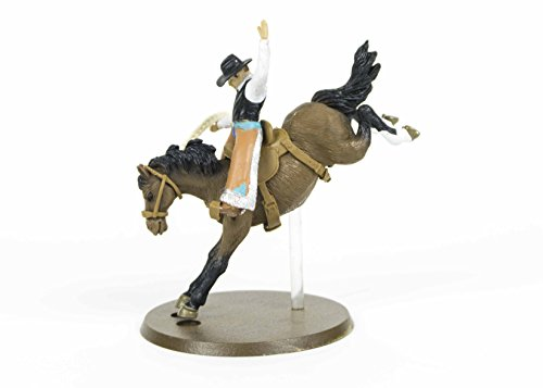 Big Country 1:20 Scale Saddle Bronc Rider (Saddle Equipment Bronc Riding)