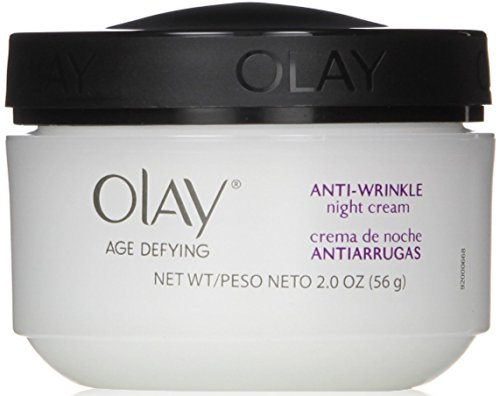 OLAY Age Defying Anti-Wrinkle Replenishing Night Cream 2 oz