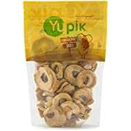 Yupik Organic Dried Soft Apple Rings, 1 Lb