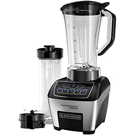 BLACK DECKER FusionBlade Blender With Digital Controls Stainless Steel BL6010