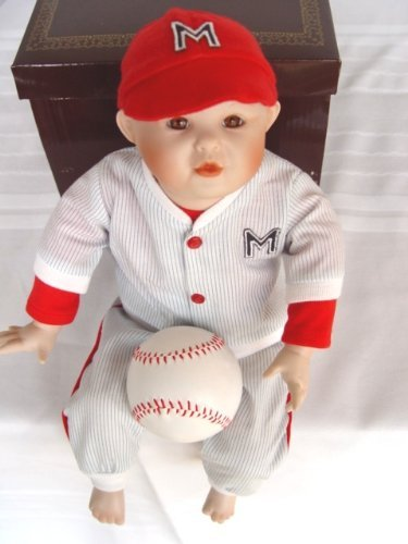 (Yolanda Bello's Picture Perfect Babies Michael Doll)