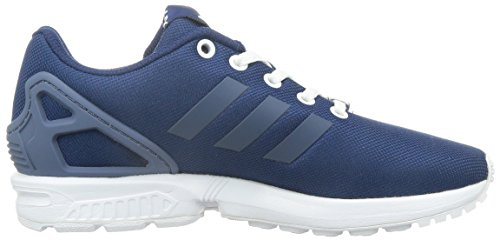 fade White Zx Blue Ink St St Baskets Bleu Basses ftwr Adidas Flux Mixte Enfant oxford ZwqwgBv