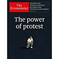 1-Year (51-Issues) of The Economist Magazine Subscription (Print)