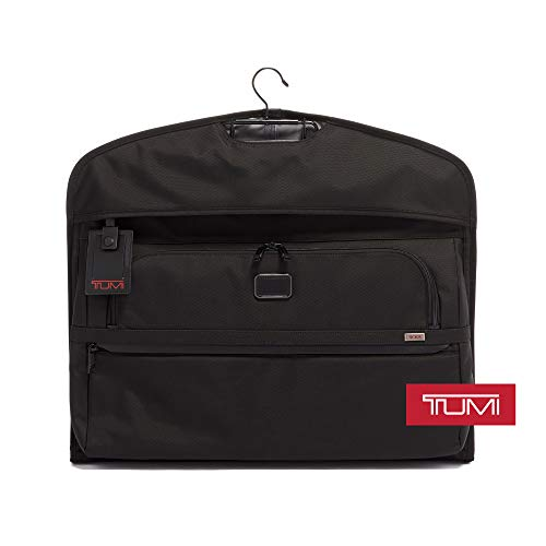 - TUMI - Alpha 3 Garment Cover - 1 Dress or Suit Bag for Men and Women - Black