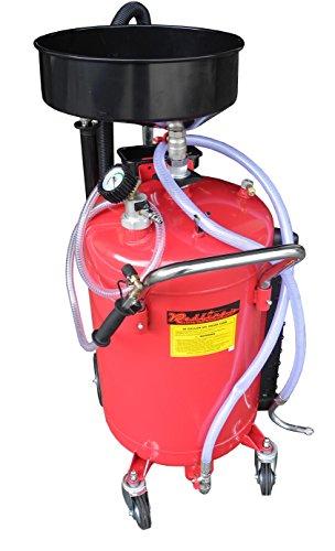 Redline 30 Gallon Self Evacuating Vacuum Oil Extractor Drain (Drain Self Evacuating Oil)