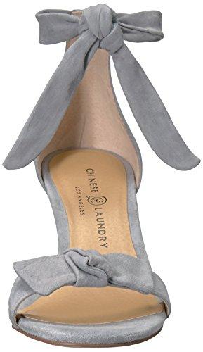 Svart Rhonda Semsket Kjole Sandal Chinese Laundry Chambray Kvinners wASq1XR