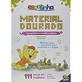 Com matemática também se brinca: Material dourado