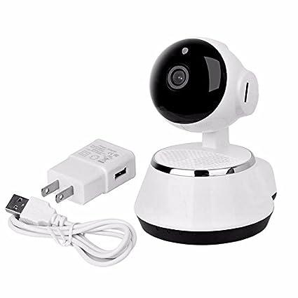 Cámaras de vigilancia Cámaras de vigilancia lanspo lanspo 720P PTZ fácil de instalar interior P2P Wifi
