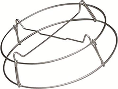 - Allied Precision 88R Galvanized Wire Snap On Guard Floater, 2-in1 De-Icer,Silver (Renewed)