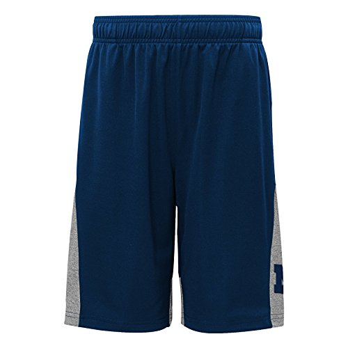 Outerstuff NCAA Michigan Wolverines Boys Twist Shorts, Large (14-16), Dark Navy