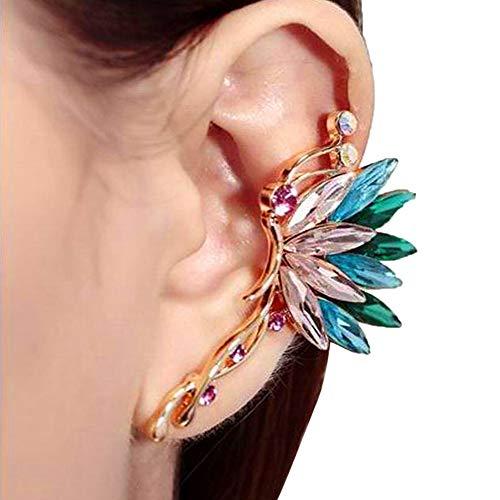 - Liraly 1 Pair Fashion Women Earrings Pom Pom Ball Dangle Drop Stud Earring Jewelry Gift