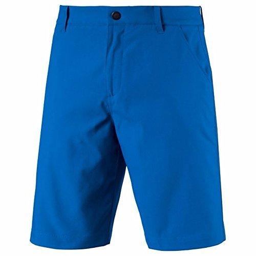 Puma Golf Men's 2017 Pounce Shorts, Electric Blue Lemonade, Size 28 (Electric Blue Clothing)