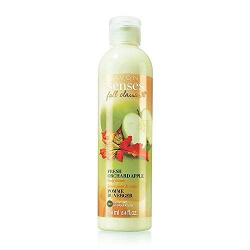 - Avon Naturals fall classics fresh orchard apple body lotion 8.4 fl oz