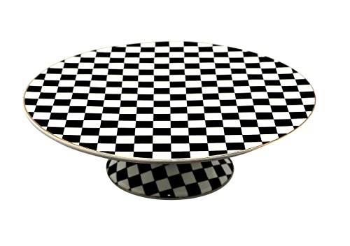 Footed Serving Platter - 12