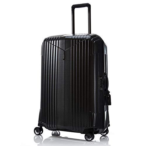 [ハートマン] スーツケース等 公式 保証付 118.5L 50 cm 3.8kg B01MR5VF9L ブラック