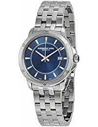 Tango Blue Dial Stainless Steel Mens Watch 5591-ST-50001