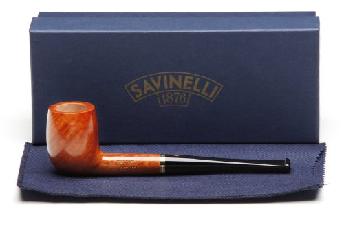 Savinelli Petite Natural 105 Tobacco Pipe